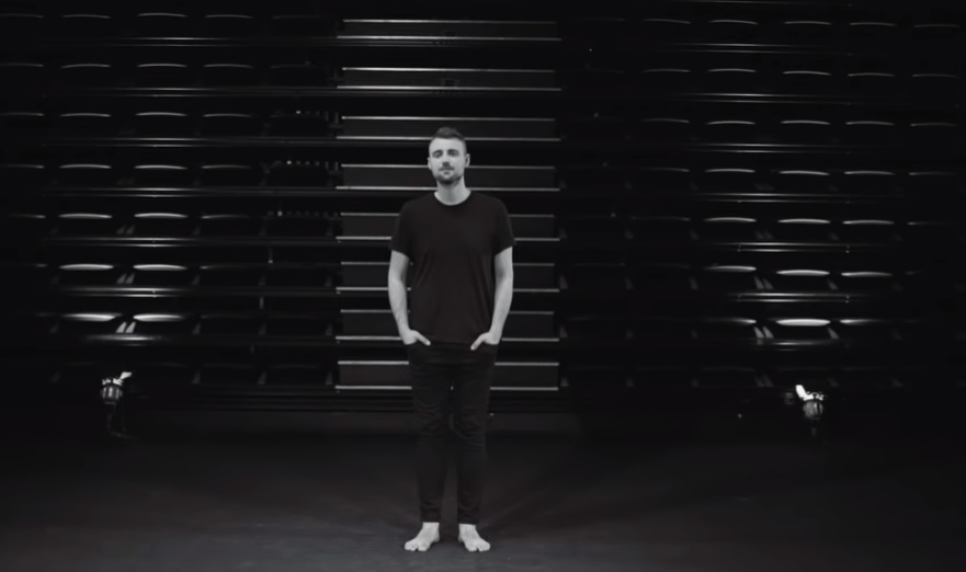 Kazimieras Likša pristato pirmą naujo albumo dainą