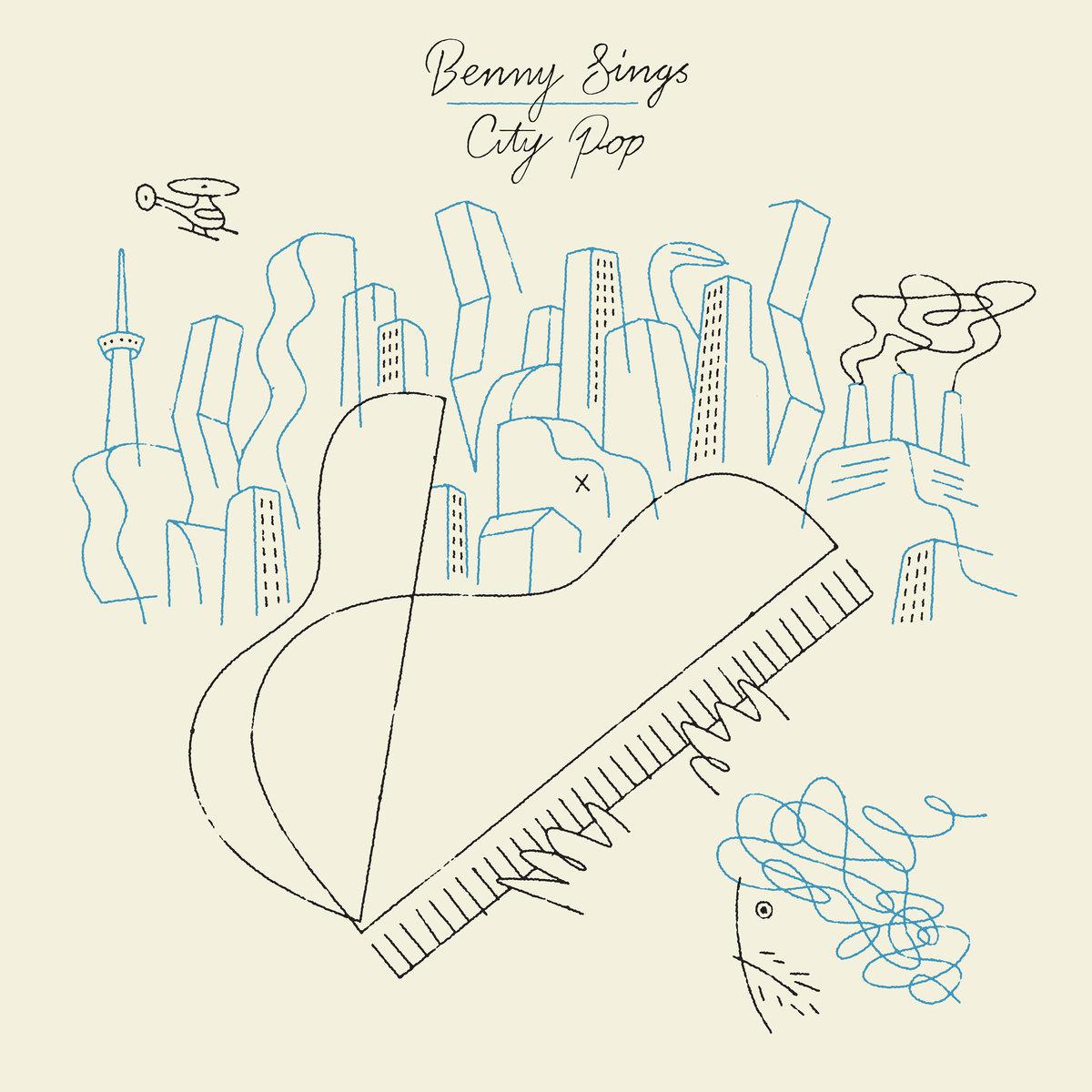 Švelnūs pop/R&B garsai – naujame olando Benny Sings albume