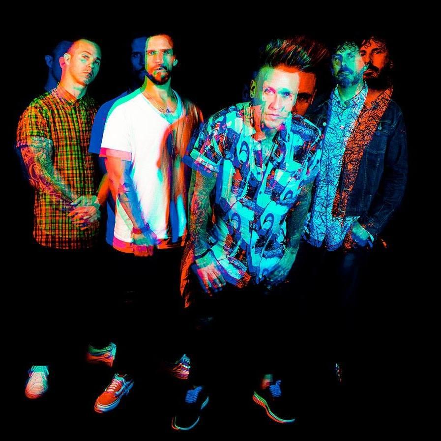 Vilniuje koncertuos JAV roko grupė Papa Roach