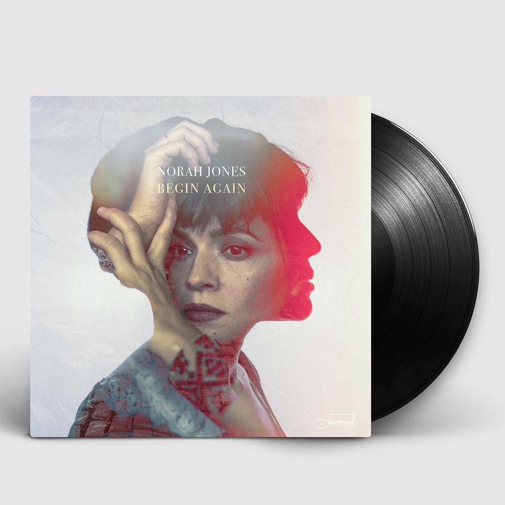 """Norah Jones pristato septintą studijinę plokštelę """"Begin Again"""""""
