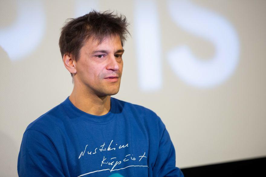 """Donatas Ulvydas – apie geriausią kino filmo muziką, roko maršą per Lietuvą ir alternatyvų """"valstybės Paslapties"""" garso takelį"""