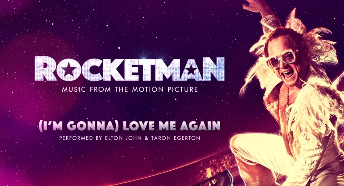 """Filmo """"Rocketman"""" belaukiant: Elton Johnas pristato naują dainą"""