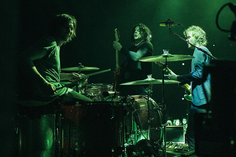 """The Raconteurs"" koncertas Berlyne"