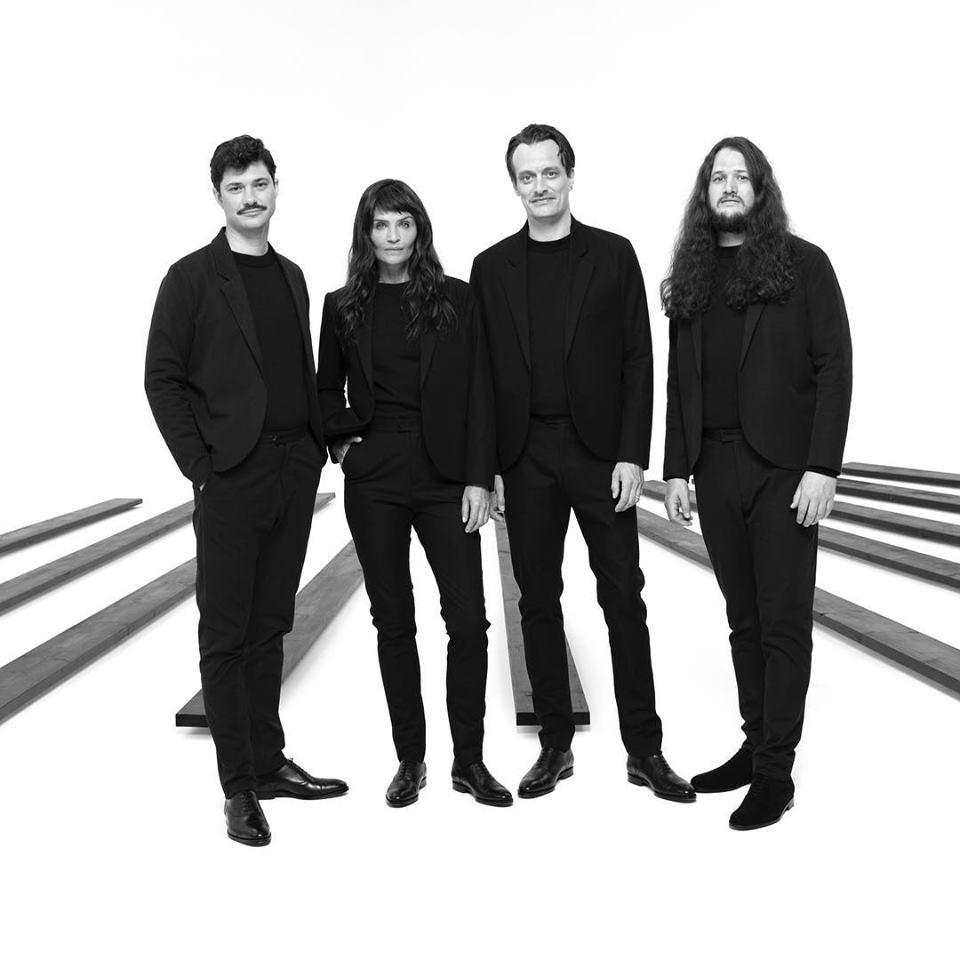 Atsikuria Danijos grupė Efterklang: pristatyta pirmoji daina ir skelbiamas naujo albumo pasirodymas