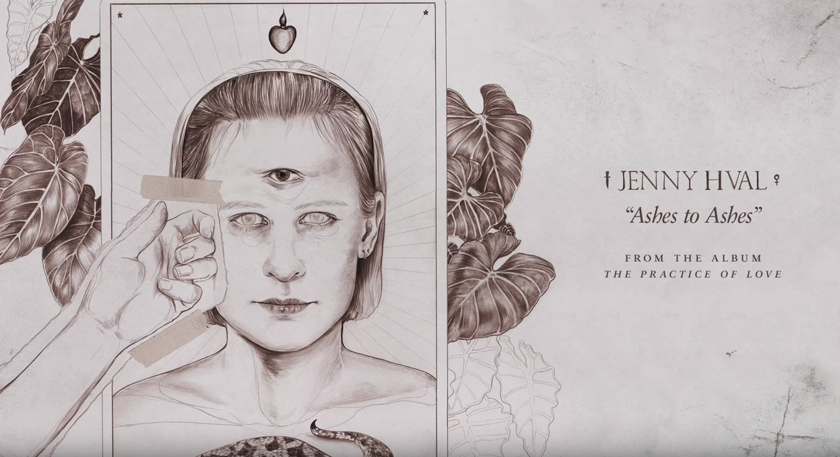Jenny Hval – Ashes to Ashes