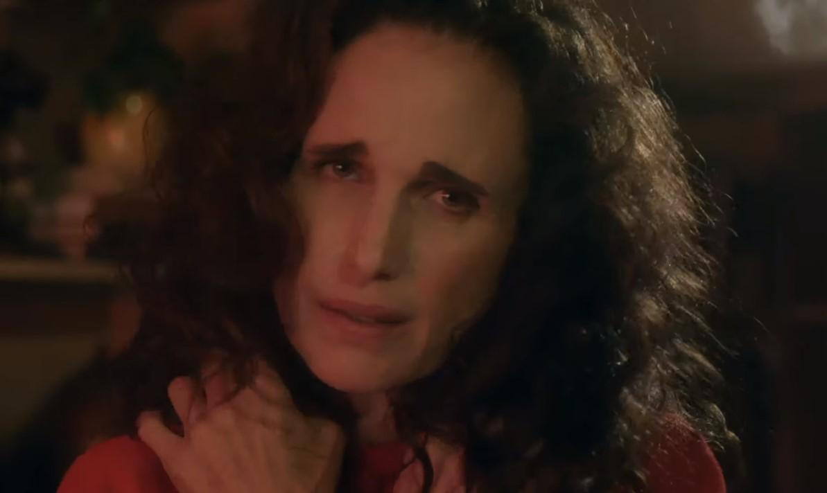 Australo Kirin J Callinan vaizdo klipe – aktorė  Andie MacDowell
