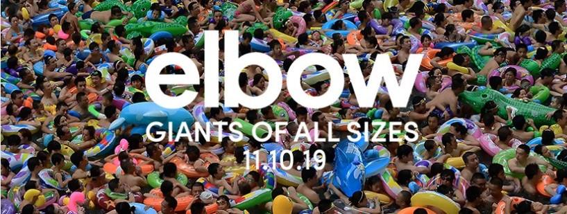 Naujasis Elbow albumas – jau spalį
