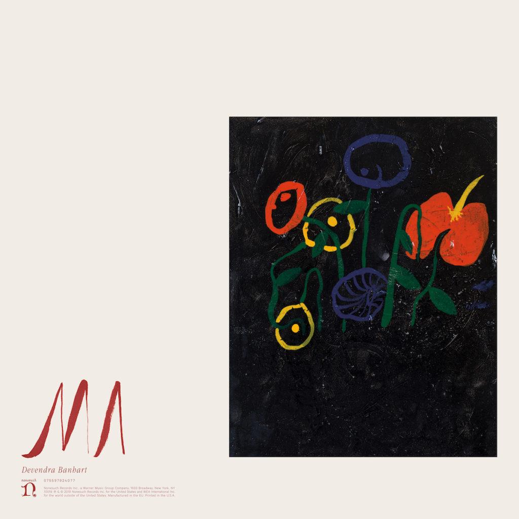 Išleistas dešimtas Devendra Banhart albumas