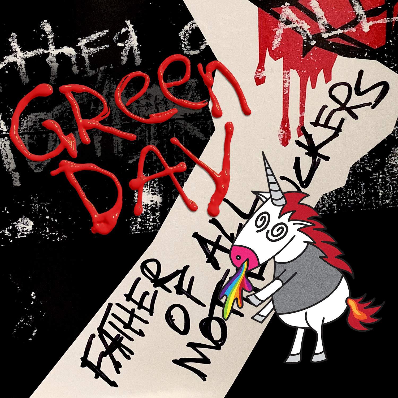 Green Day išleis naują albumą; pristatyta titulinė daina