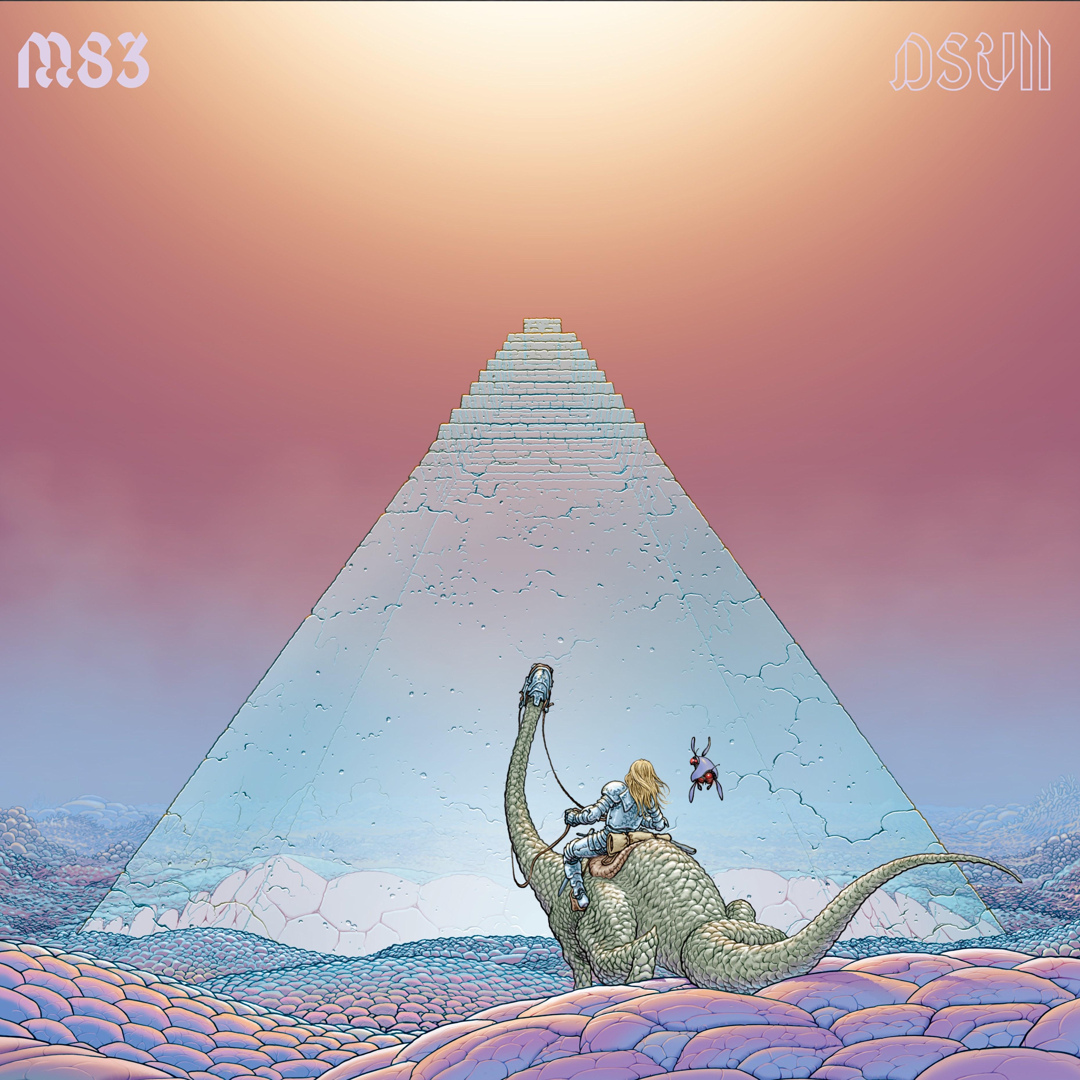 Pasirodė aštuntasis M83 albumas
