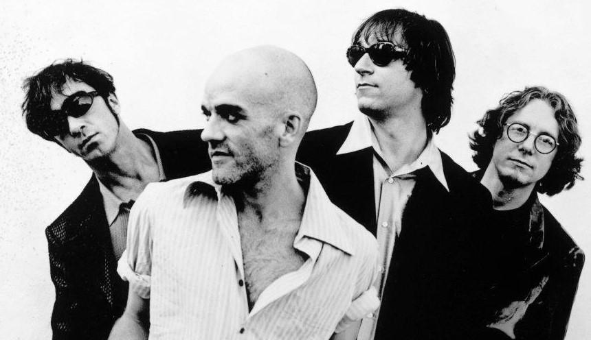 R.E.M. dalinasi anksčiau neišleistu kūriniu