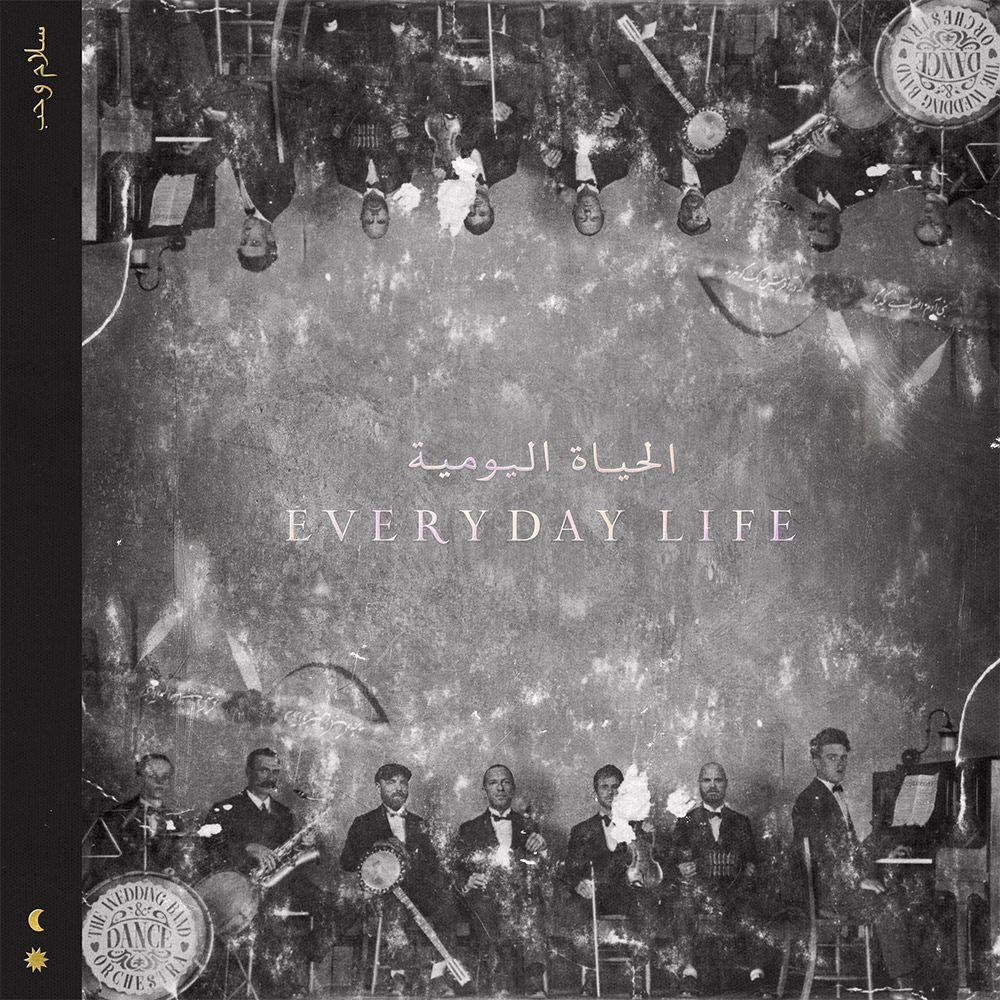 "Coldplay albumo ""Everyday Life"" apžvalga"