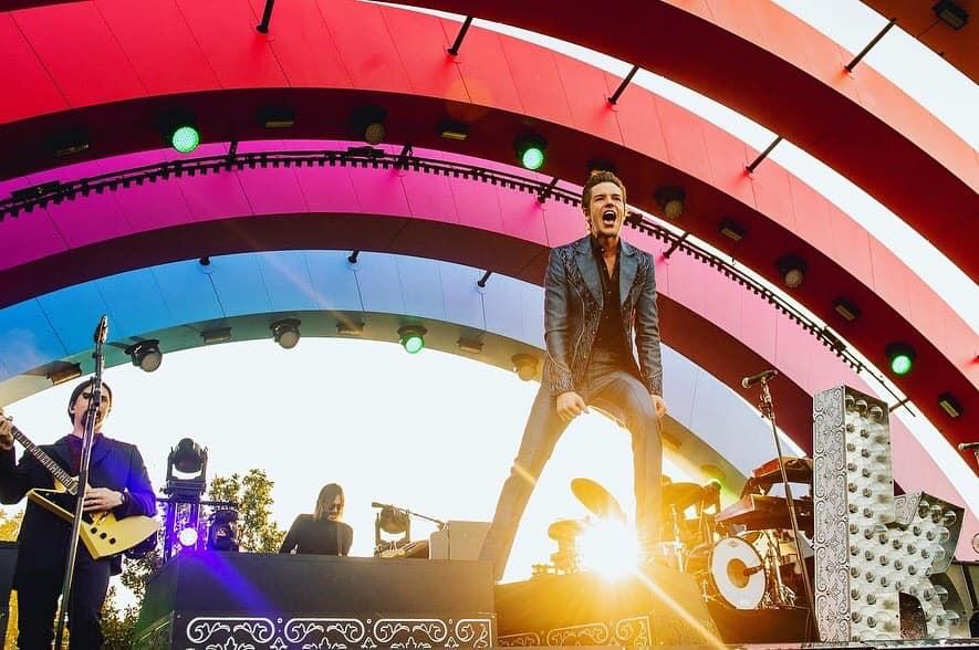 The Killers sugrįžta: naujas albumas – jau kitąmet