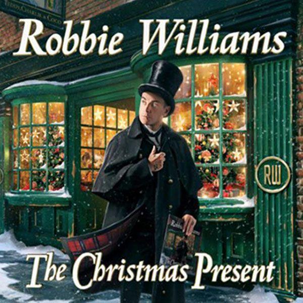 Robbie Williamsas pristato kalėdinį albumą