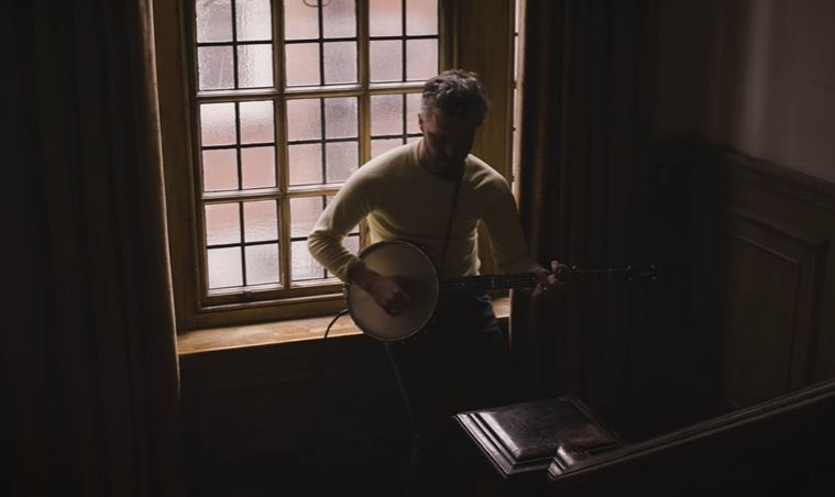 GYVAI: The Tallest Man On Earth – My Dear (Mahogany Session)