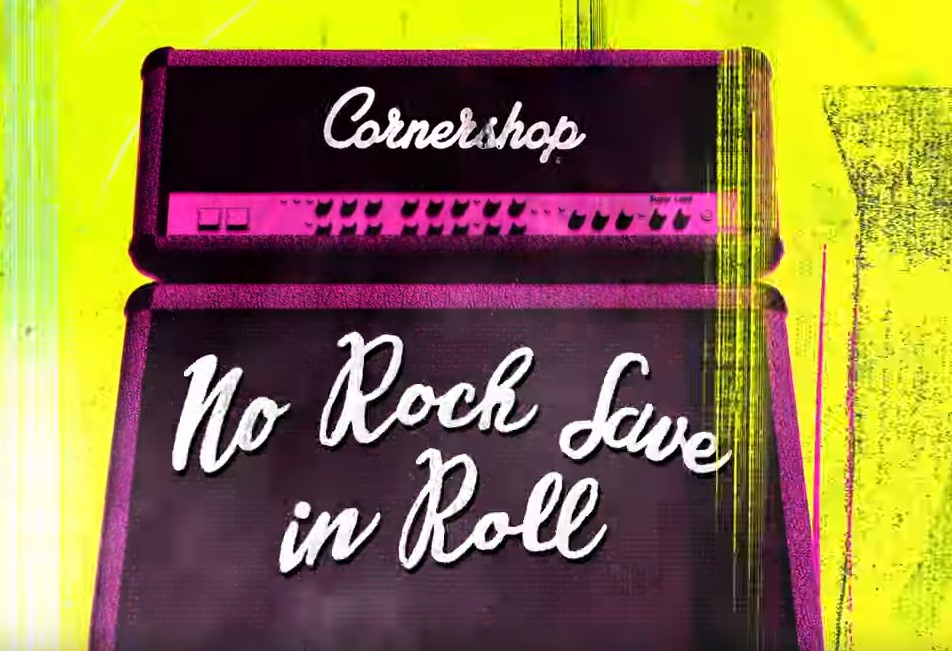 Cornershop – No Rock: Save In Roll