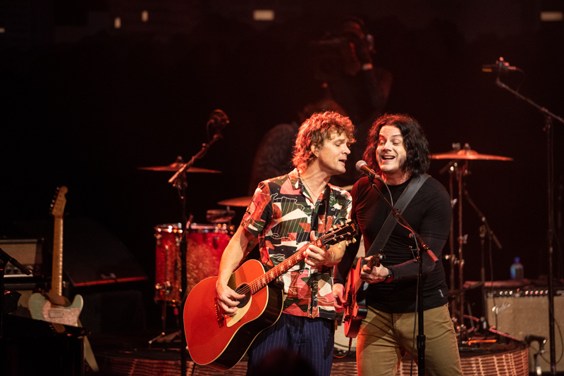 """The Raconteurs"" naujausiame ""Austin City Limits"" epizode"