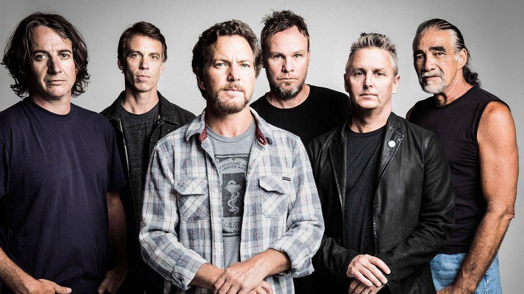 Kovą sulauksime naujo Pearl Jam albumo