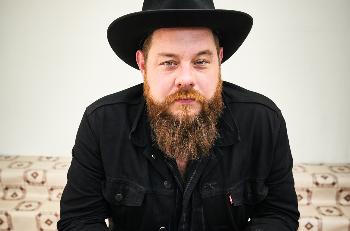 "Nathaniel Rateliff  – ""And It's Still Alright""."