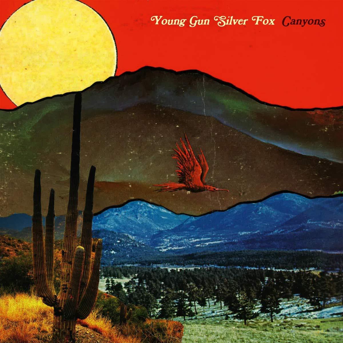 """manoMUZIKA rekomenduoja: """"Young Gun Silver Fox"""" išleido naują albumą """"Canyons"""""""