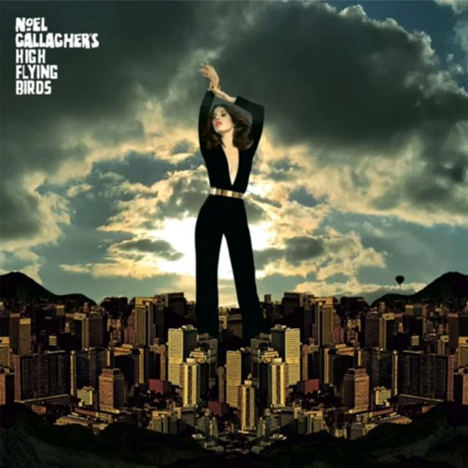Noel Gallagher's High Flying Birds – Come On Outside