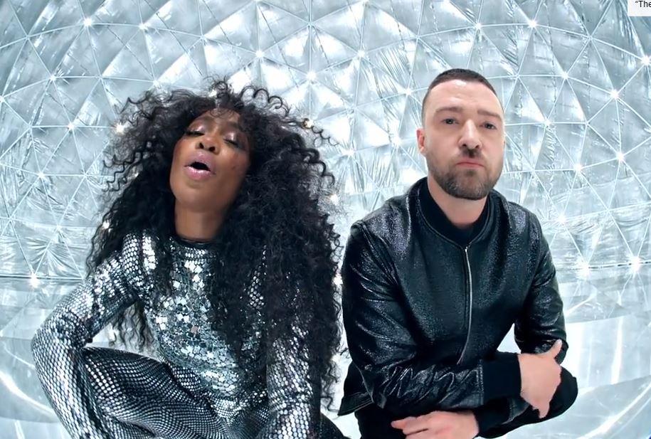 Naujame kūrinyje – Justino Timberlake'o ir SZA duetas