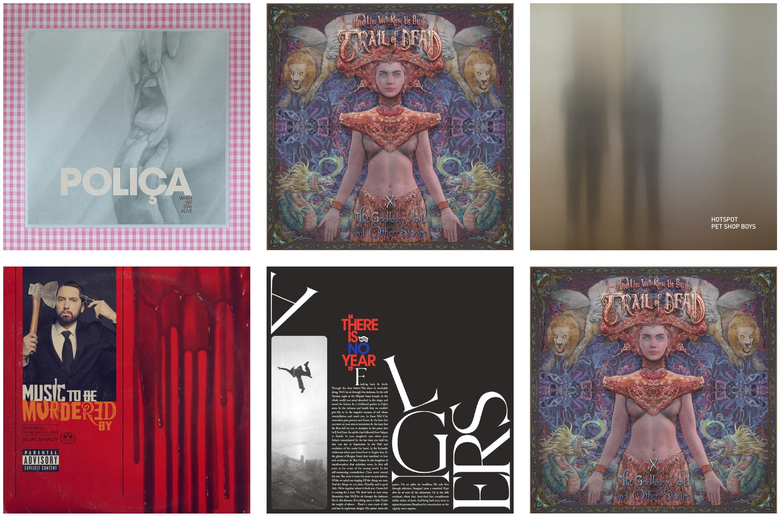 Albumai, kuriuos išgirsti būtina: Sausis, 2020