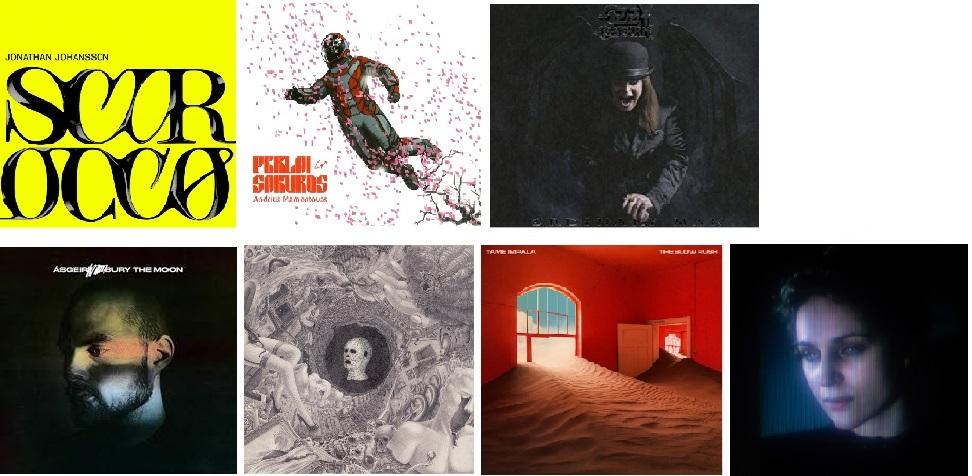 Albumai, kuriuos išgirsti būtina: Vasaris, 2020