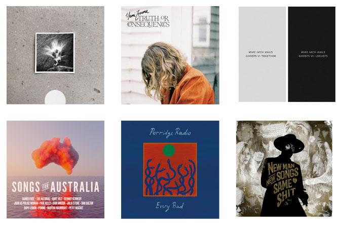 Albumai, kuriuos išgirsti būtina: Kovas, 2020