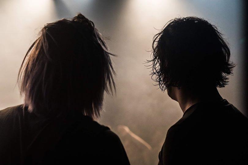 "Alternative rock duetas ABII sugrįžo su daina ""Užaugau Sibire 1.2""."
