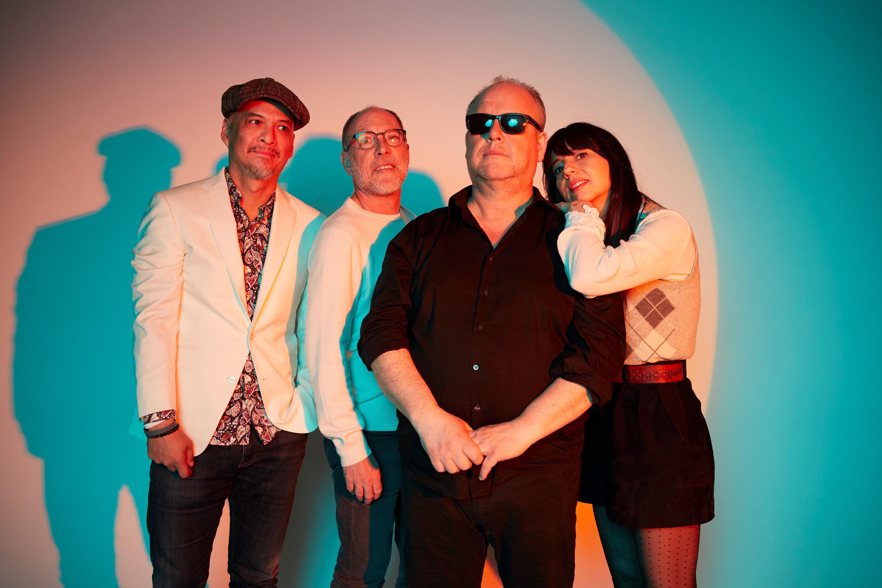 """Į Lietuvą atvyks JAV roko grupė """"Pixies"""""""
