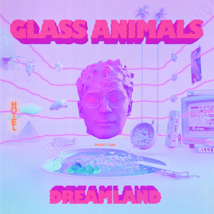 Glass Animals - DREAMLAND-album-artwork