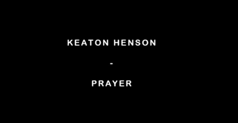 Keaton Henson – Prayer