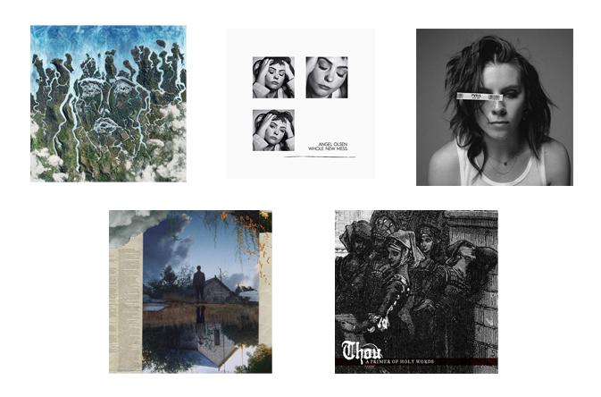 Albumai, kuriuos išgirsti būtina: Rugpjūtis, 2020