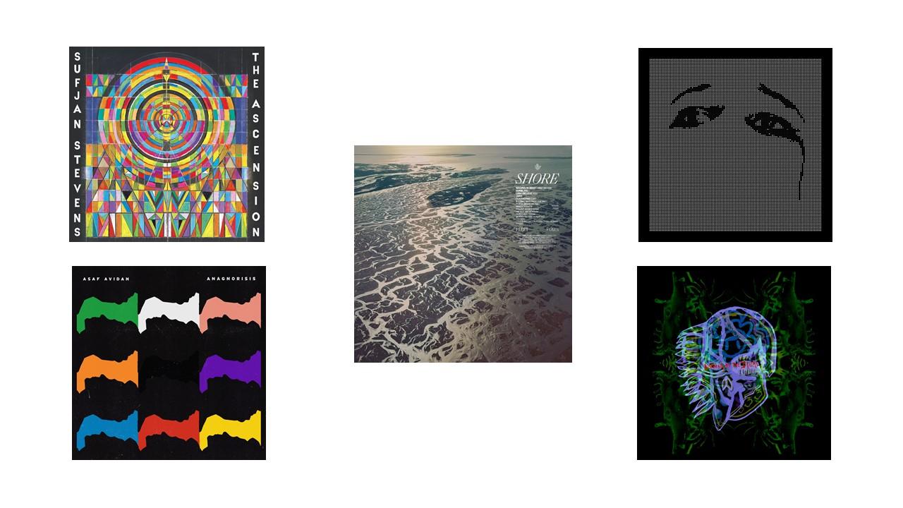 Albumai, kuriuos išgirsti būtina: Rugsėjis, 2020