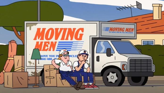 moving men