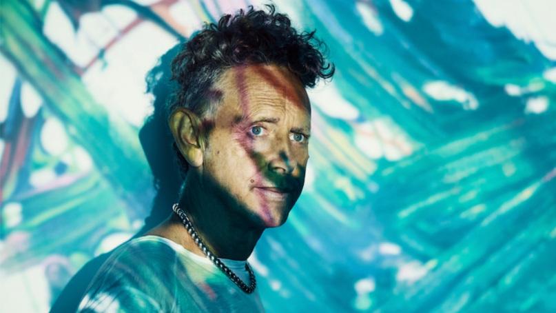 """""""Depeche Mode"""" lyderis M. Gore'as išleis solinį mini albumą; pristatyta pirmoji daina"""