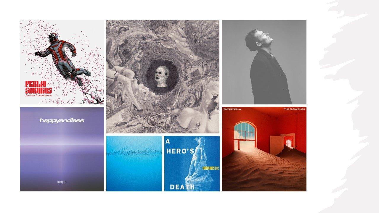 Metų favoritai: manoMUZIKA pristato geriausių 2020-ųjų albumų TOP 15