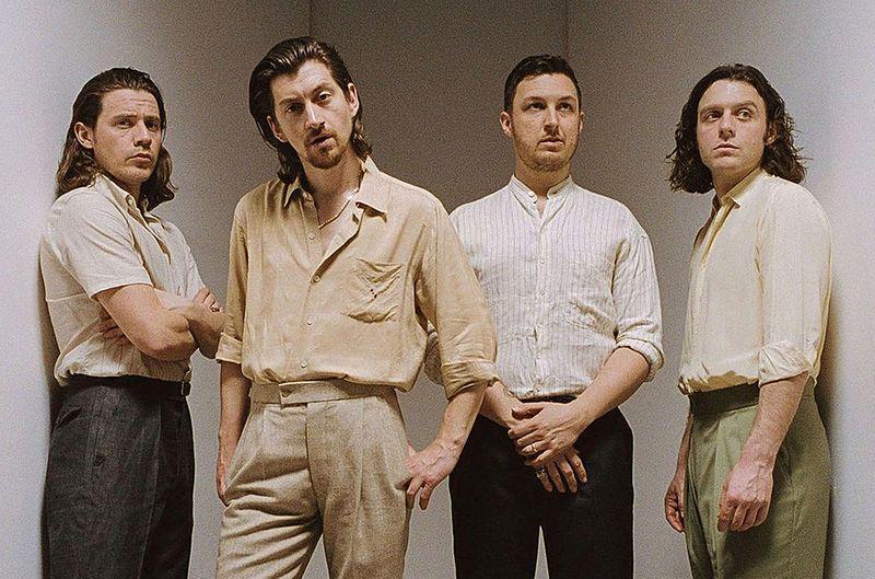 """Naujas """"Arctic Monkeys"""" albumas – """"ankstyvoje stadijoje"""""""