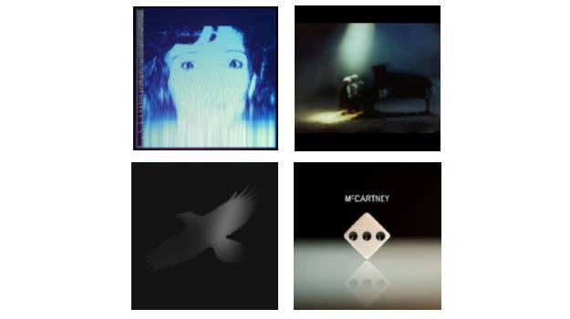 Albumai, kuriuos išgirsti būtina: gruodis, 2020