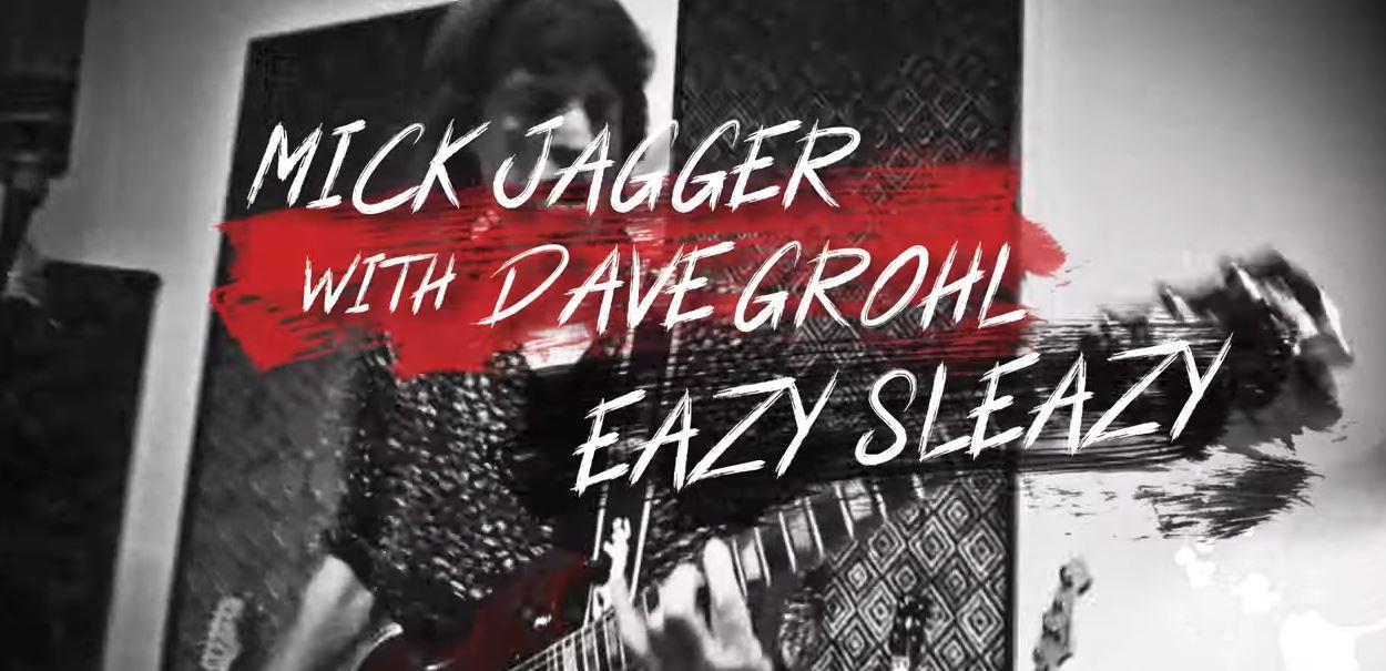 """Netikėta staigmena: """"The Rolling Stones"""" ir """"Foo Fighters"""" lyderiai įrašė bendrą pandeminę dainą"""