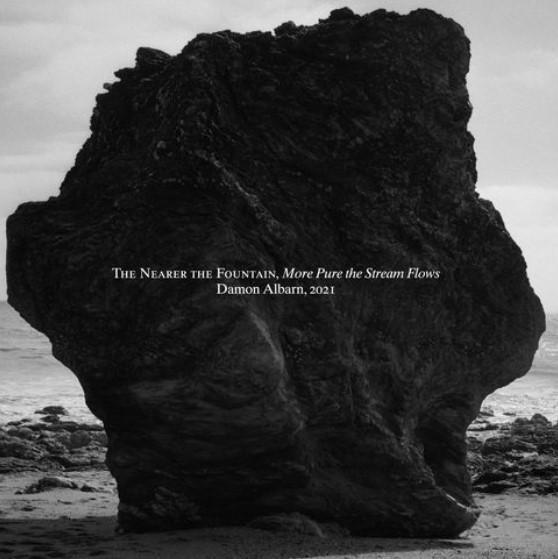 Damon Albarn išleis antrą solinį albumą