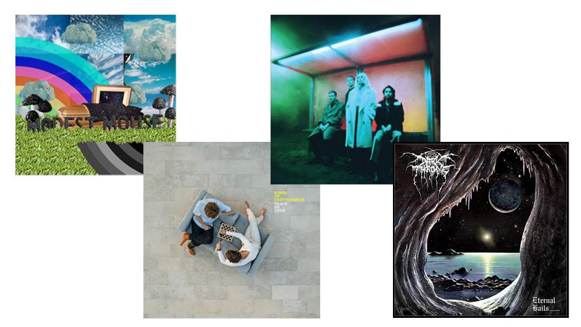 Albumai, kuriuos išgirsti būtina: birželis, 2021