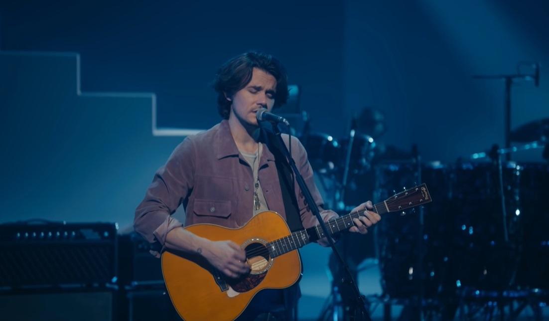 GYVAI: John Mayer – Shouldn't Matter but It Does