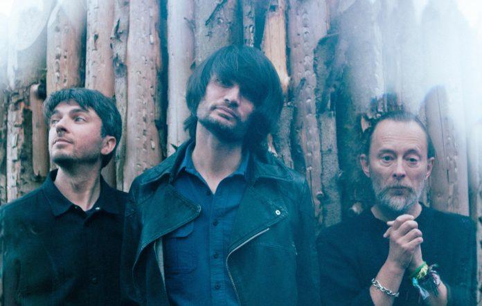 """Radiohead nariai baigė įrašinėti projekto """"The Smile"""" albumą"""