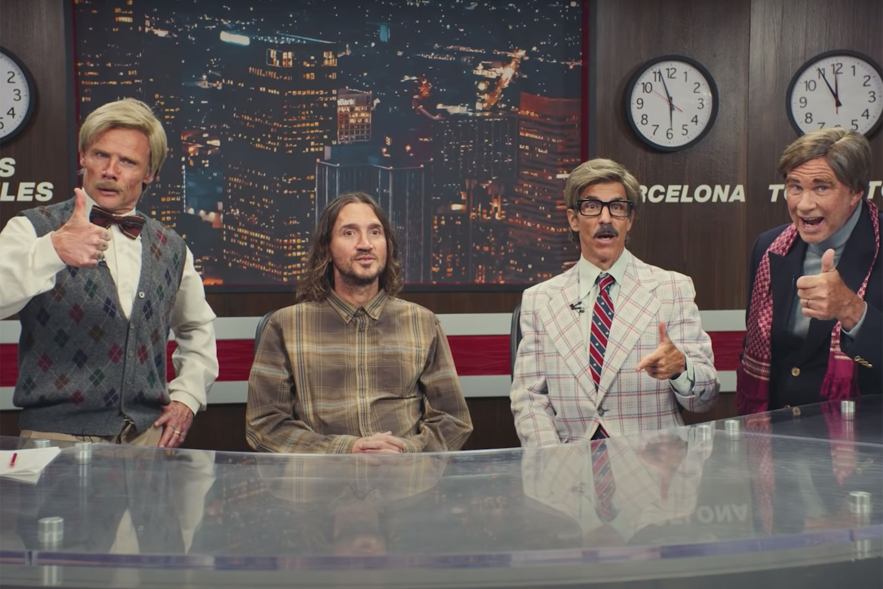 "John Frusciante grįžta į ""Red Hot Chili Peppers"""